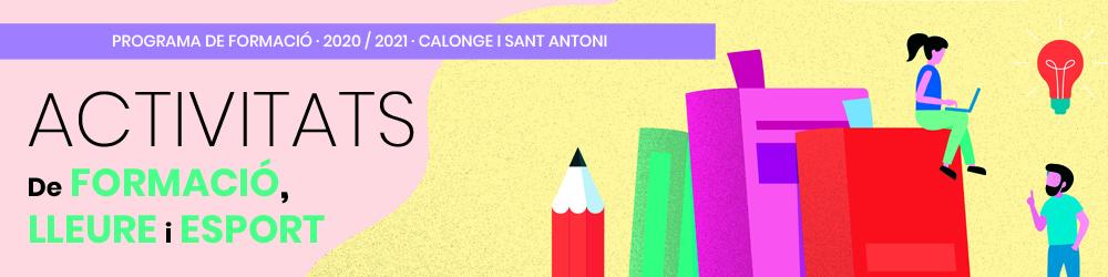 Calonge_LlibretFormacio2020_Banner